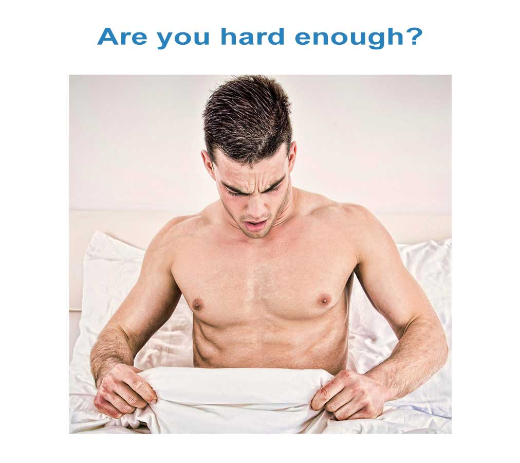 Are you hard enough?