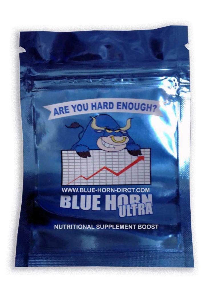 Blue-Horn-Ultra-Pills